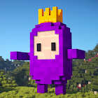 Fall Guy's Mods for MCPE