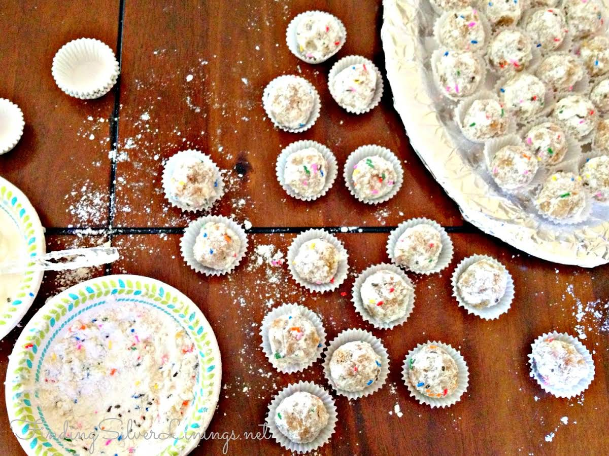 Cake Filling Recipes Without Icing Sugar: 10 Best Cake Ball Recipes Without Frosting