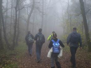 Photo: Végre lefelé!:)Azért ez a reggeli Badacsony-mászás elég sokkoló tud lenni.:)