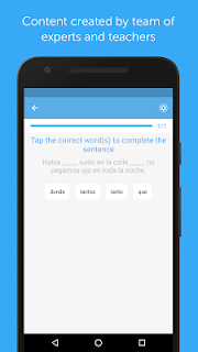 busuu - Easy Language Learning screenshot 05