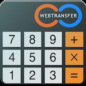 Webtransfer Calculator