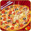 Pizza Maker Chef Cooking Games icon