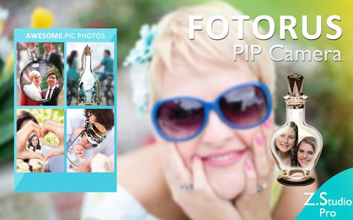 FotoRus PIPカメラピック