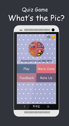 Restaurant Fan Logo Quiz 2015