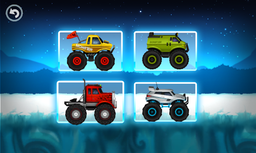 Monster Truck Winter Racing - náhled