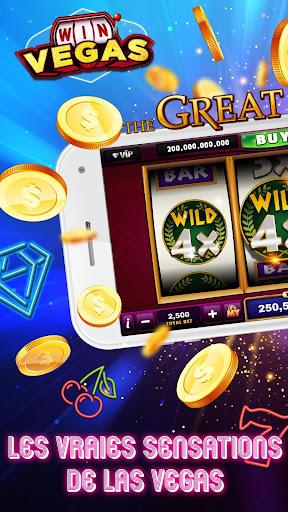 Télécharger Gratuit WIN Vegas Classic Slots - 777 Machines à Sous APK MOD (Astuce) screenshots 1