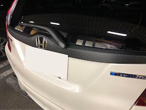 フィット GP5 Sパッケージのカスタム事例画像 ユウ6025さんの2019年01月14日21:41の投稿