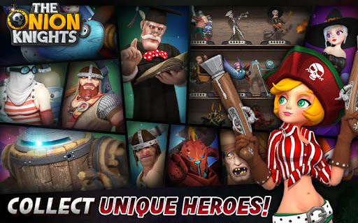 The Onion Knights screenshot 01