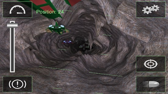 Tunnel Jet Racing- screenshot thumbnail
