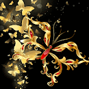 Black Golden Butterfly v 1.1.2
