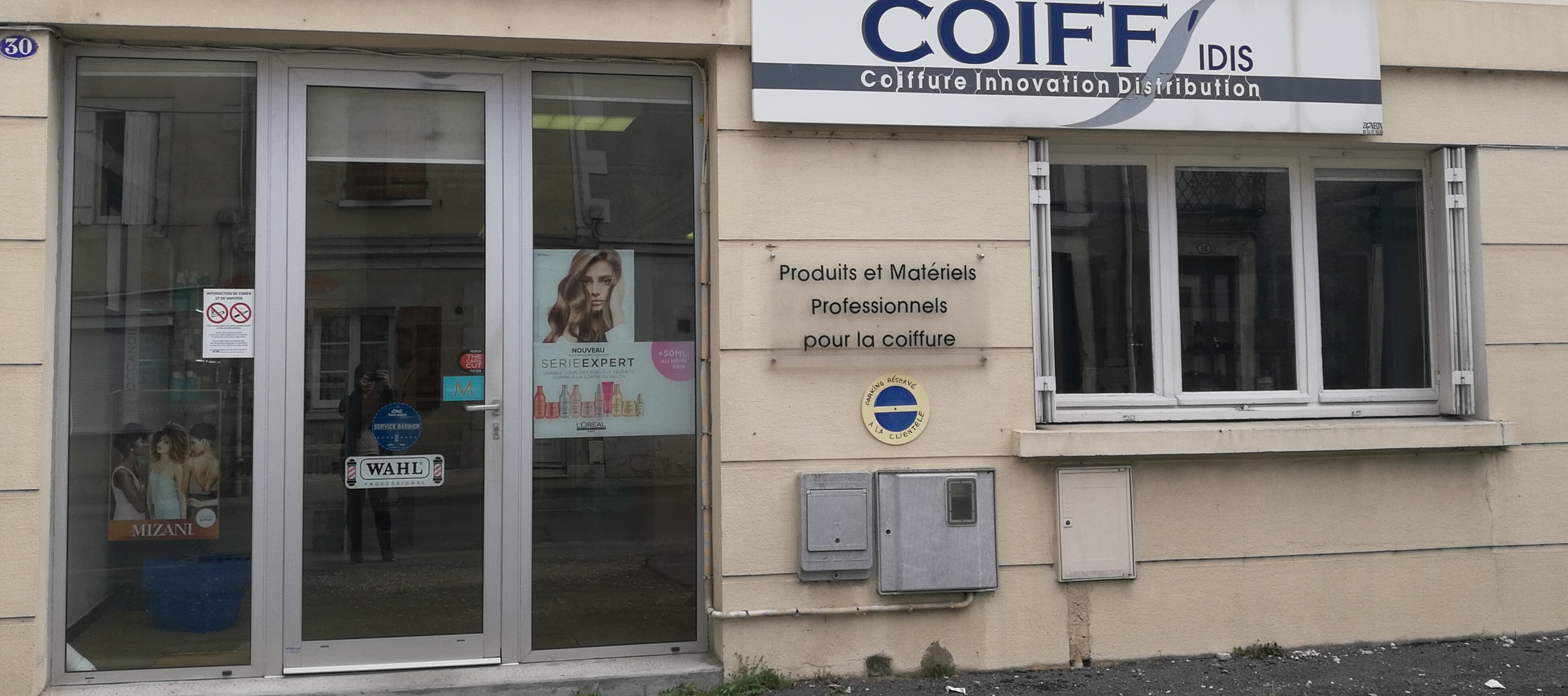Magasin COIFF'idis BEAUTY-DESIGN PERIGUEUX