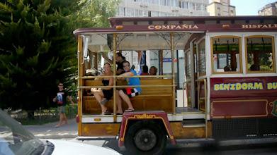 Photo: Benidorm Tourist Bus. Tickets on sale www.benidormexcursions.co.uk
