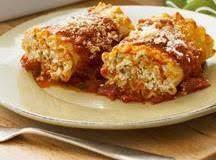 Creamy Lasagna Rollups Recipe