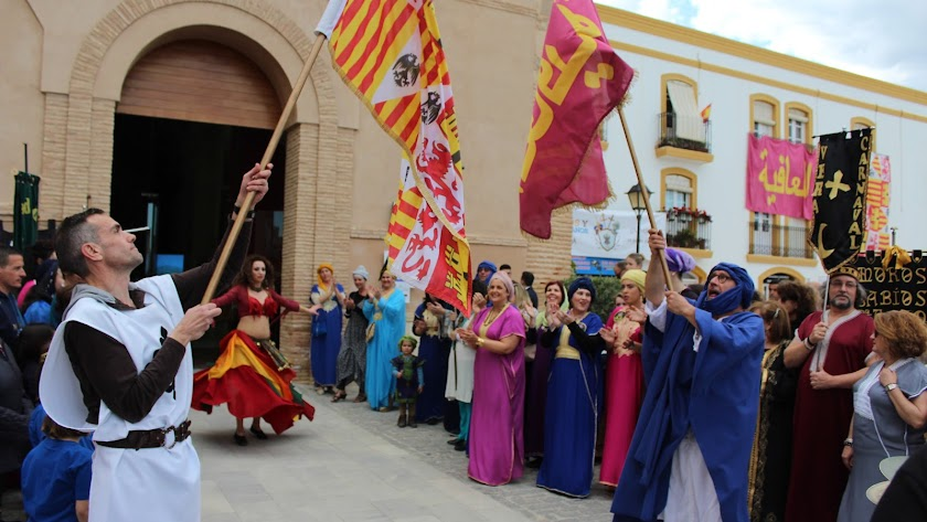 Los Moros y Cristianos vuelven a Vera el 9 de junio