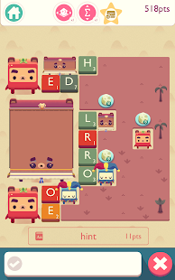 Alphabear 2: English word puzzle Screenshot