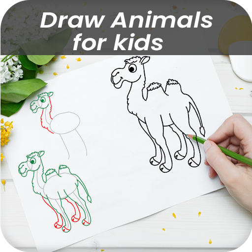 App Insights Learn To Draw Animals For Kids Apptopia