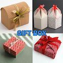 Gift Box Design icon