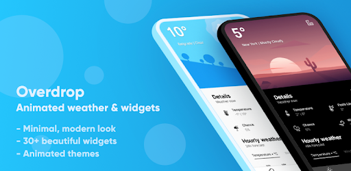 Overdrop Weather & Alerts - Today Forecast - Apps on Google Play