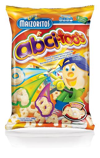 cereal maizoritos abcitos 240gr