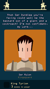 Reigns: Game of Thrones 1.09 b40 Patched Apk [Unlocked Full] 6