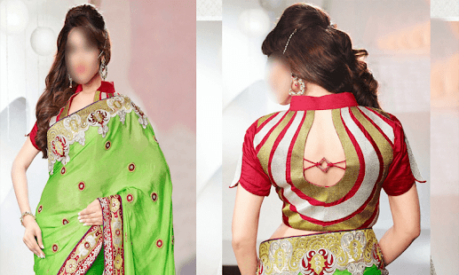 Blouse Designs HD New - náhled