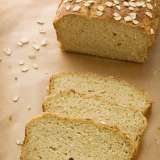 Gluten Free Agave Oat Bread.