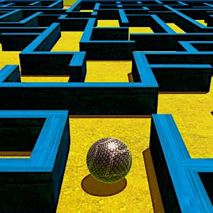 Epic Maze Ball 3D (Labyrinth) 3.1 by Lot10Games logo