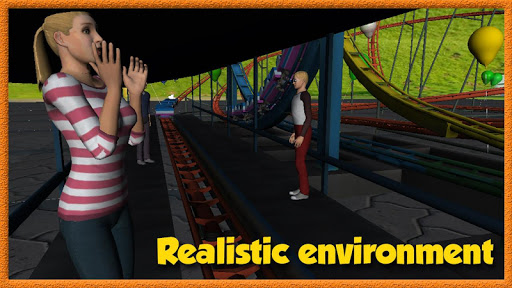 Roller Coaster Adventure Ride