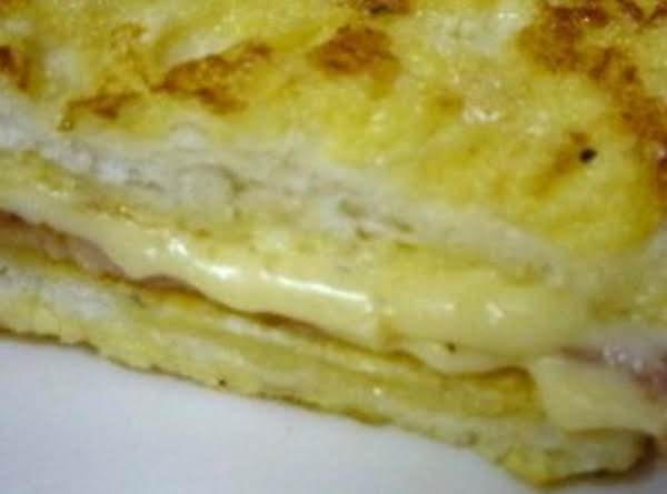 French Toast Sammie Recipe