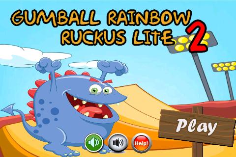 Gumball Rainbow Ruckus Lite 2