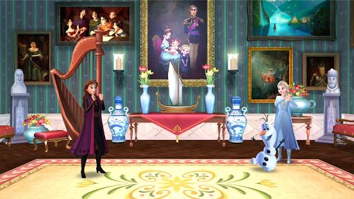 Disney Frozen Adventures: Customize the Kingdom apkmr screenshots 16