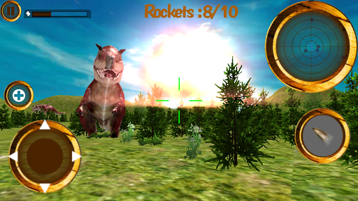 FPS Dino Hunter Adventure 3D