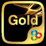 Luxury Gold Go Launcher Theme v1.0 Icon