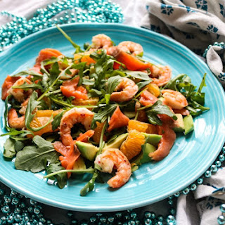 Salmon And Shrimp Salad Recipes