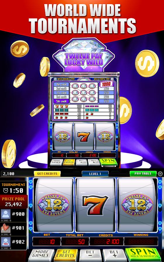 Play Real Vegas Slots Online Free