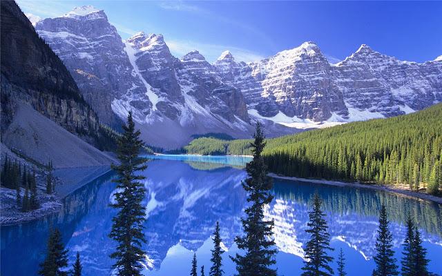 Banff National Park Theme & New Tab