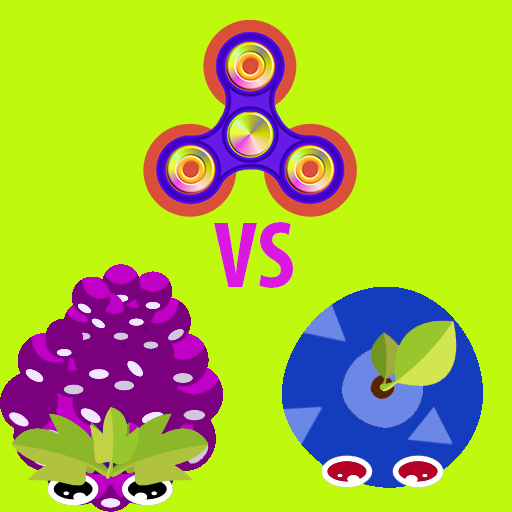 Spinner Slice Fruits