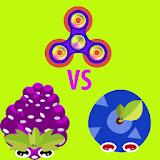Spinner Slice Fruits