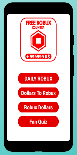 How To Get Free Robux - RBX calc free 1.0 screenshots 2