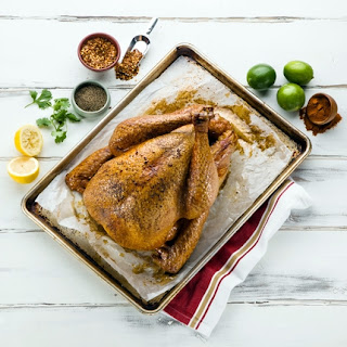 Spiced Citrus Turkey