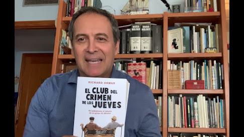 Miguel Arranz con su recomendación literaria de esta semana.