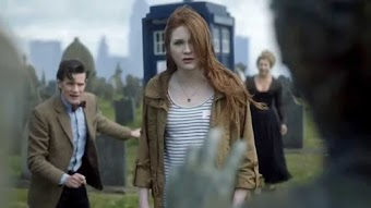 Doctor Who, S:00, E:18, Series 7, Episode 5 - The Angels Take Manhattan season-only