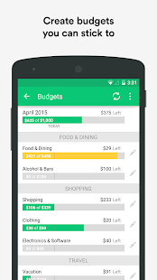 Mint: Personal Finance & Money Screenshot 4