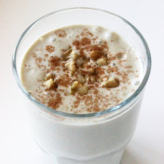 Banana Bread Protein Smoothie.
