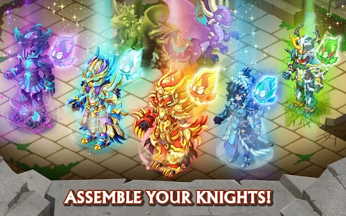 Knights & Dragons - Action RPG - náhled