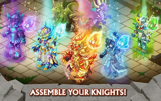 Knights and Dragons - Action RPG
