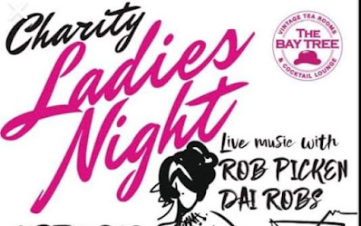 Charity Ladies Night