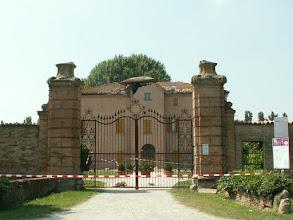 Photo: caduta la torre di Villa Ronchi