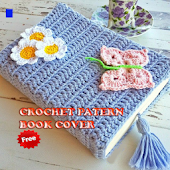 Crochet Pattern Book Cover