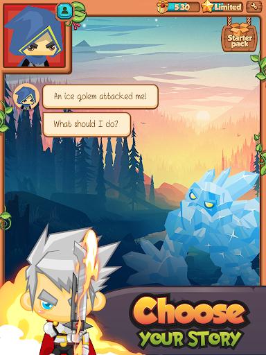 MAGIC: Offline RPG Choose your own adventure games 1.0.31 Screenshots 12